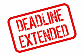 EXTENSION OF DEADLINES FOR CEP STUDENTS