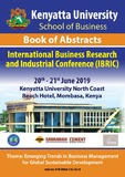 IBRIC 2019 Book of Abstracts